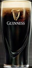 Guinness Pint Surging