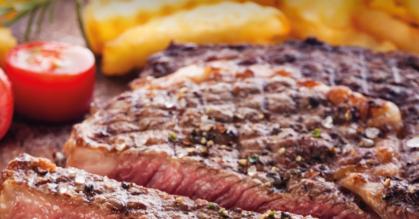 Flavour by Fire - Steak