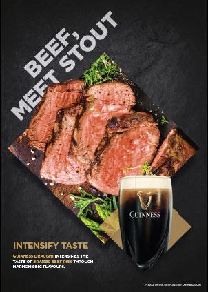 Beef, meet stout