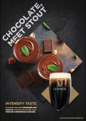Chocolate, meet stout