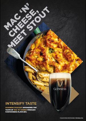 Mac 'n' cheese, meet stout