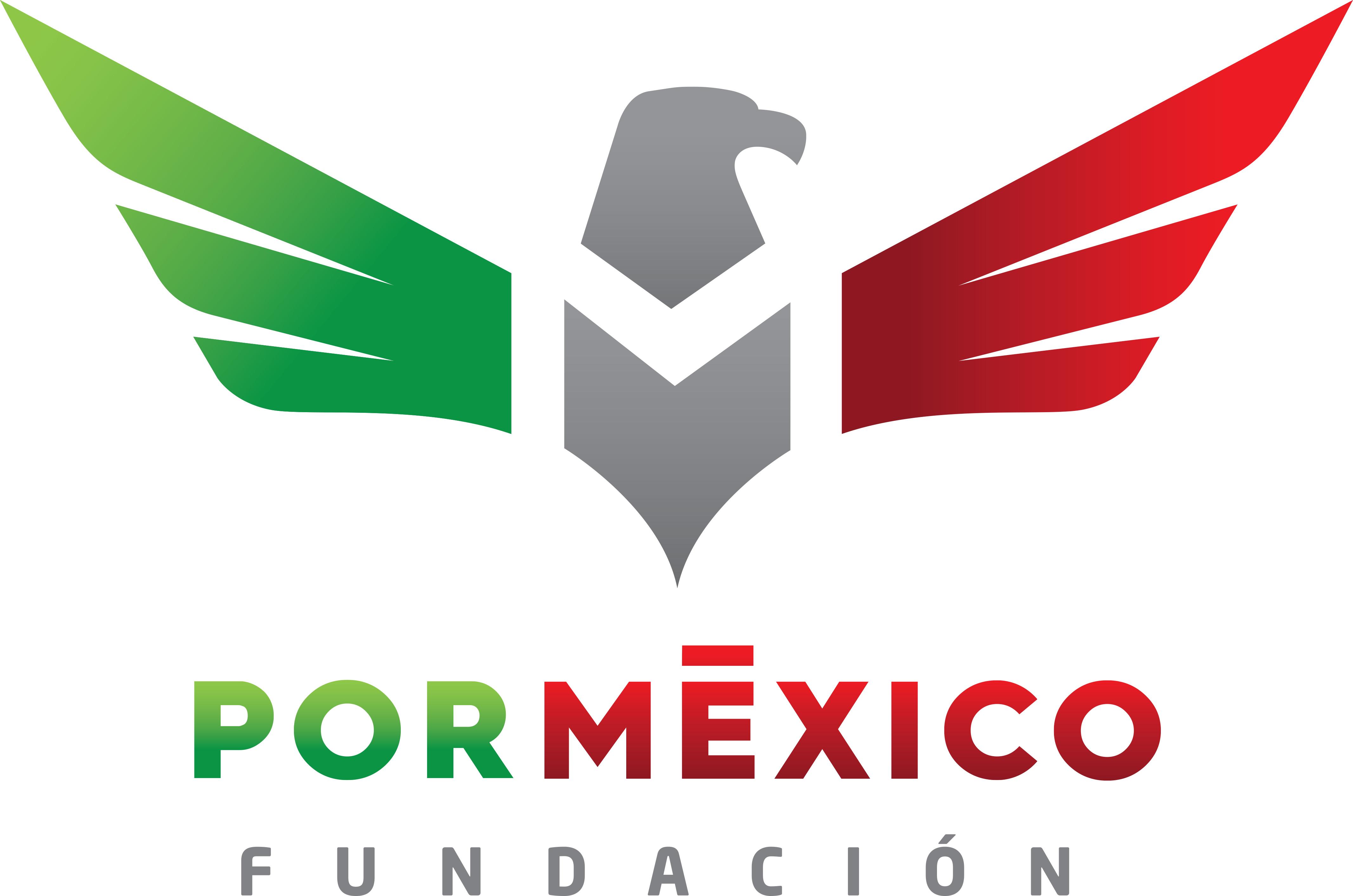 Por Mexico Logo