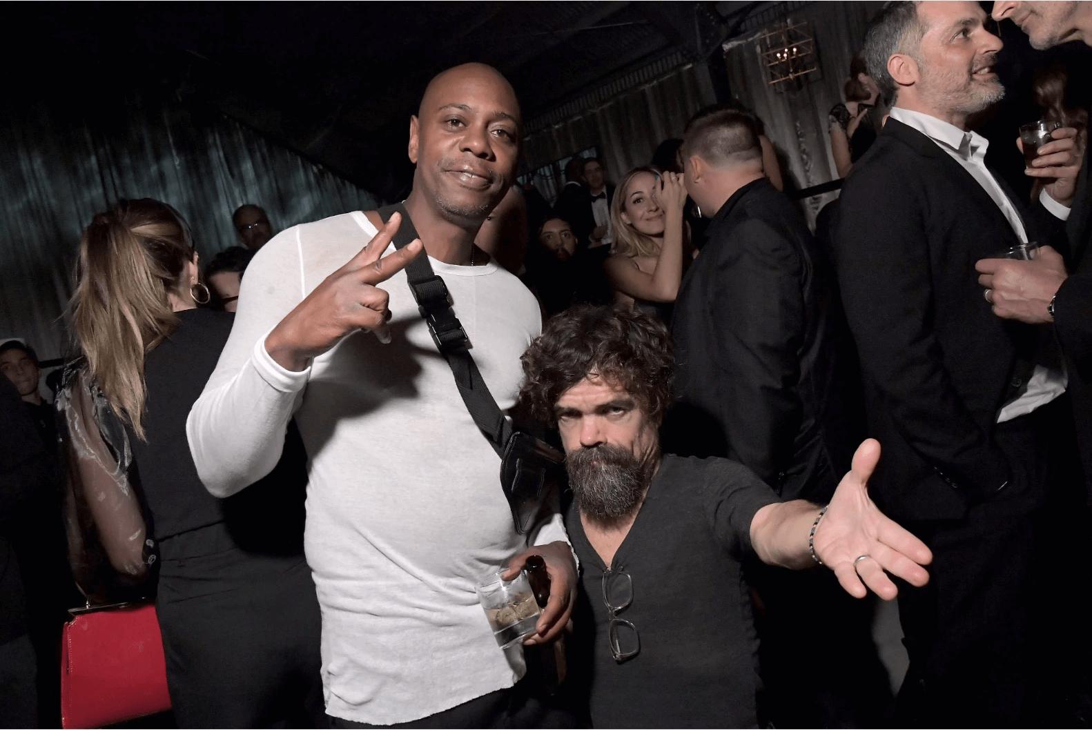 Netflix Emmy Party Hero