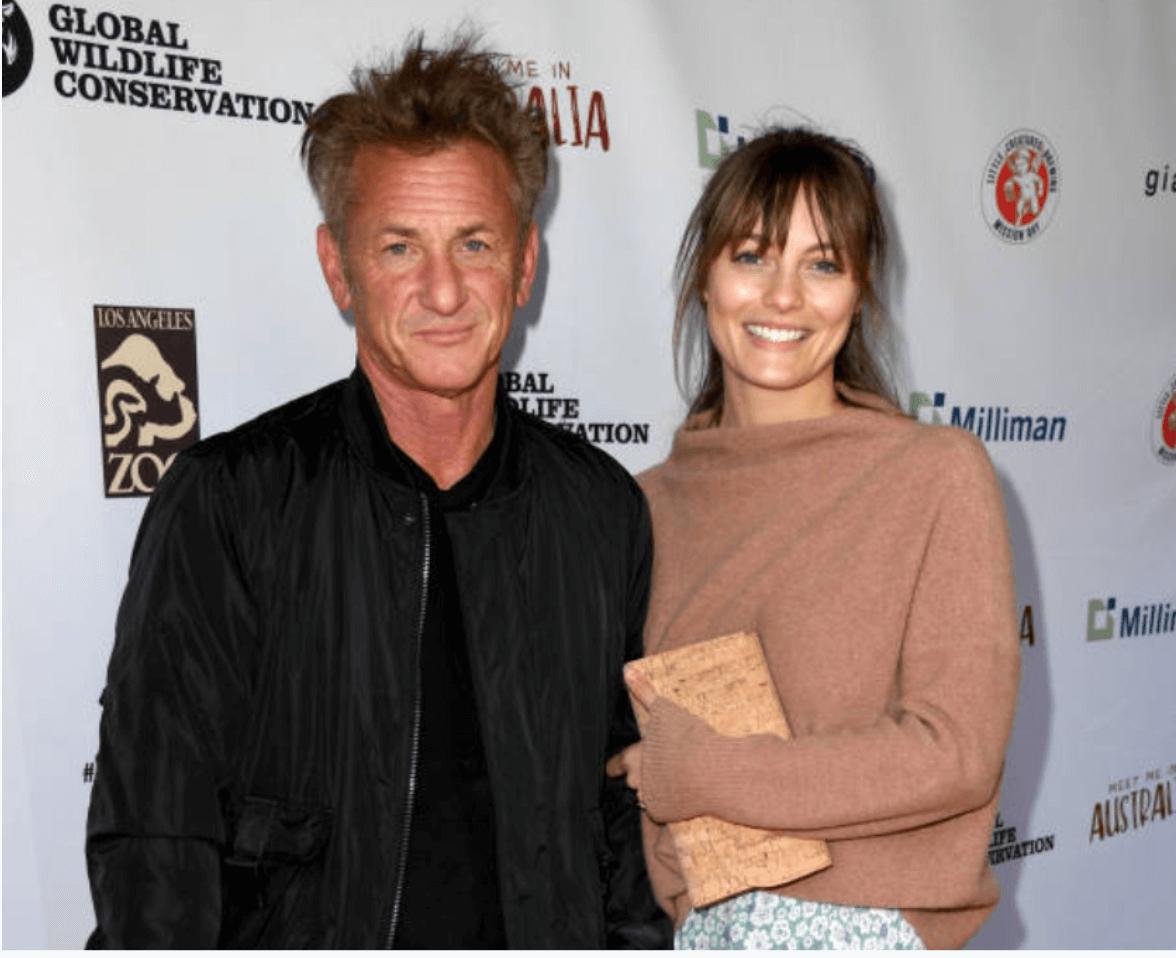 Sean Penn Wildfire Foundation Hero