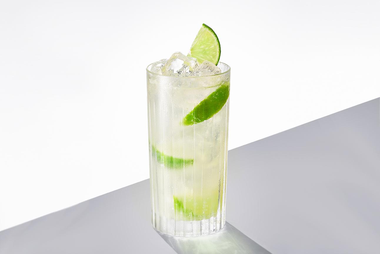 Smirnoff Soda Fruit Smash Lime