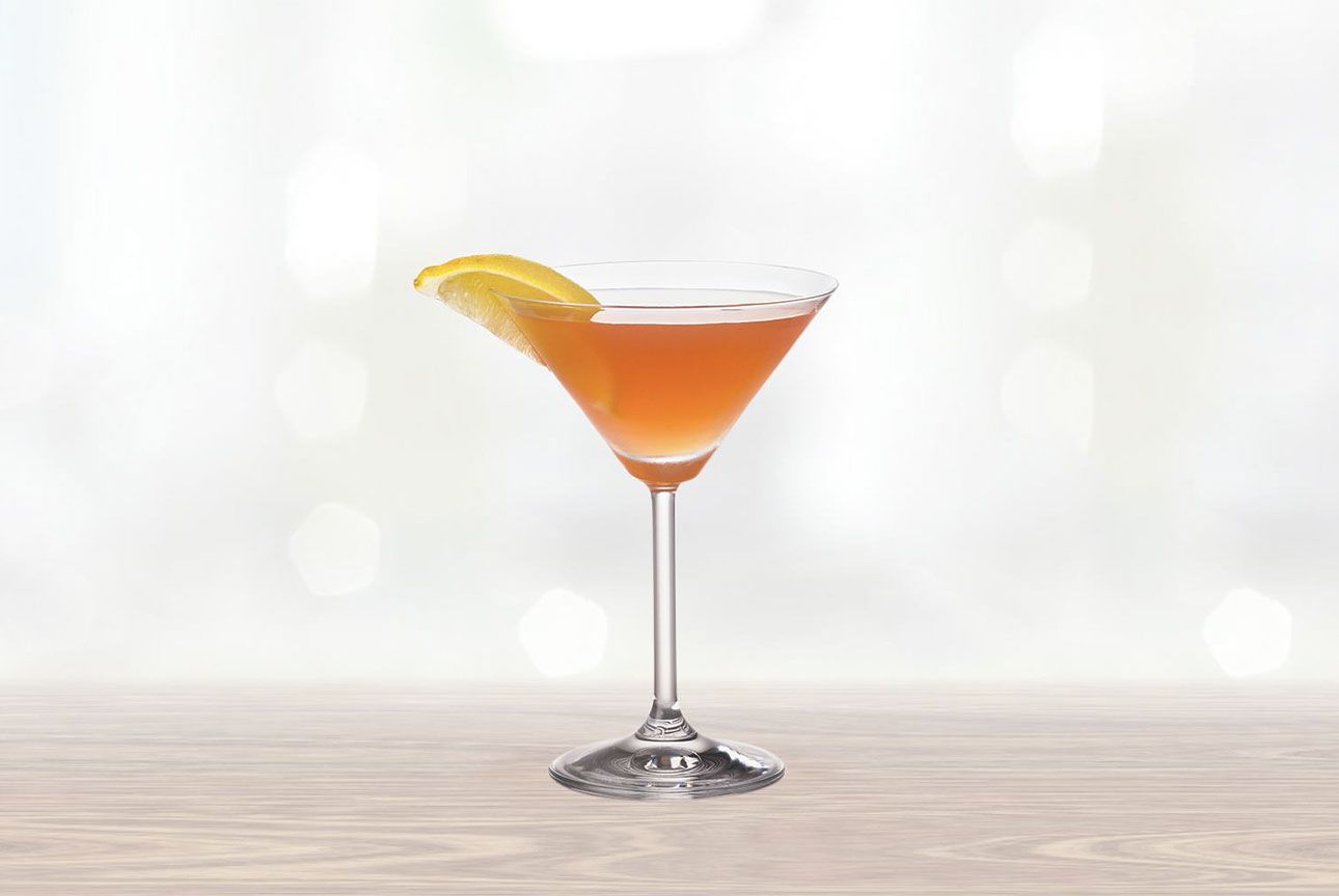 Ruby Martini