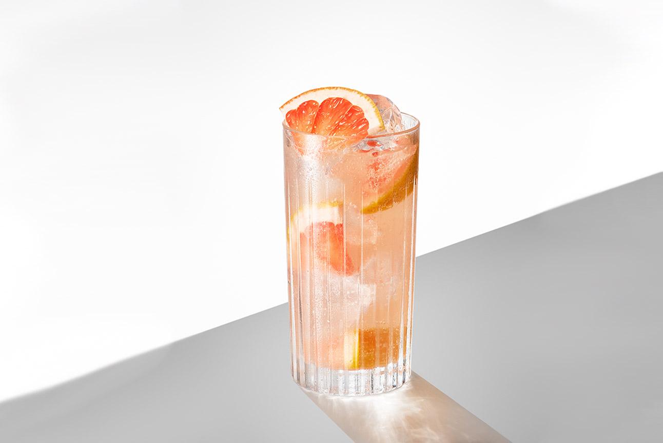 Smirnoff Soda Fruit Smash Grapefruit