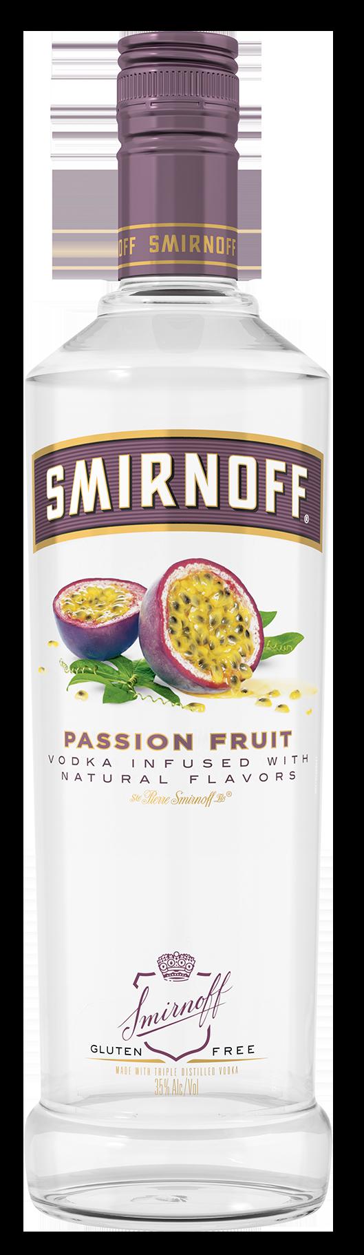 SMIRNOFF PASSION FRUIT