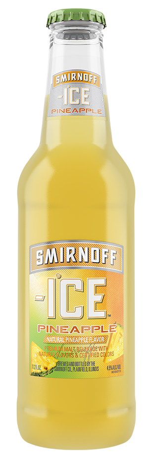 SMIRNOFF ICE PINEAPPLE