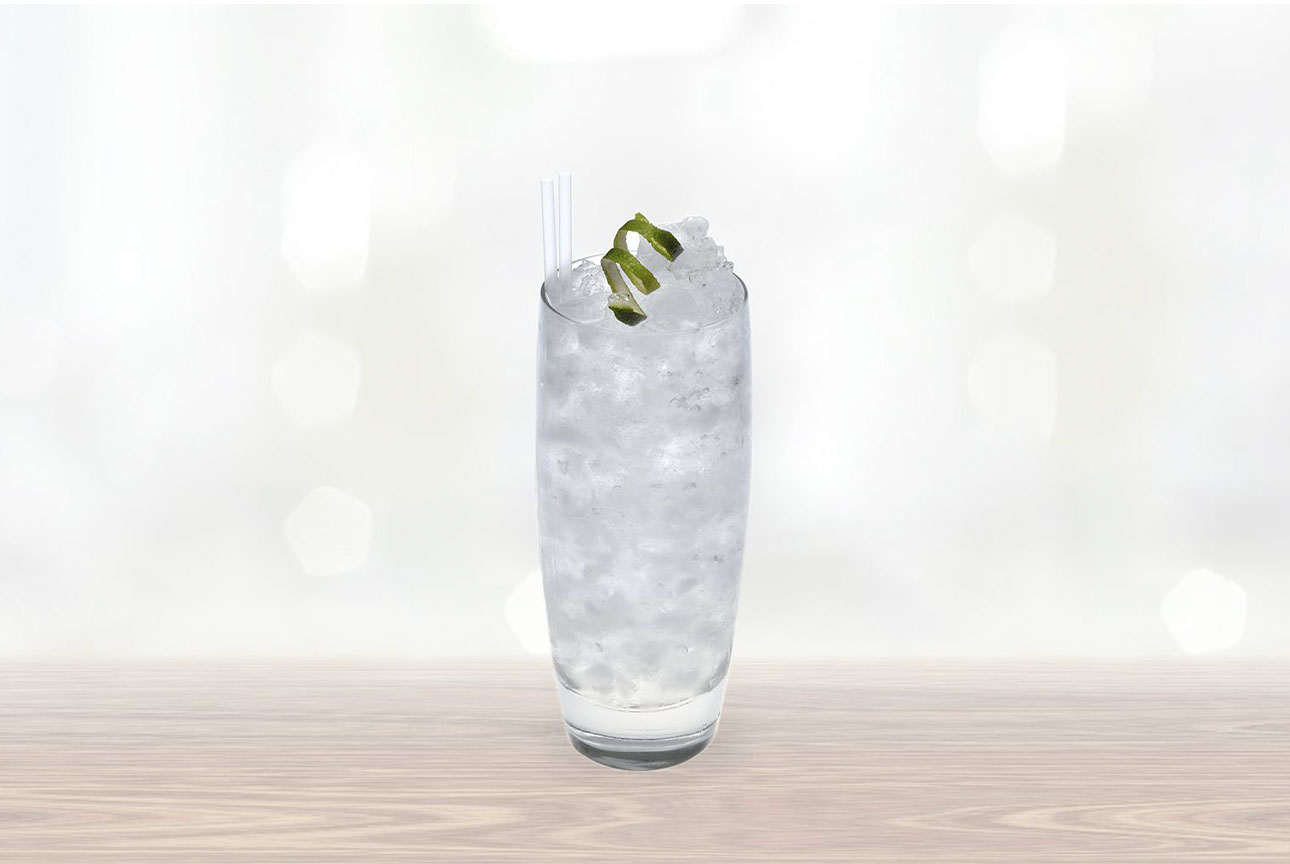 Smirnoff Lime & Soda