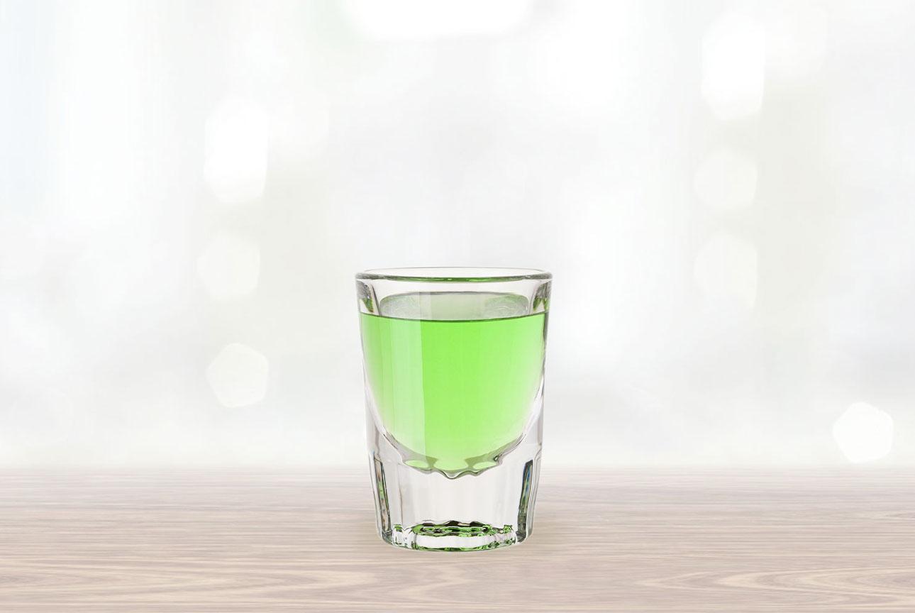Sour Apple Shot